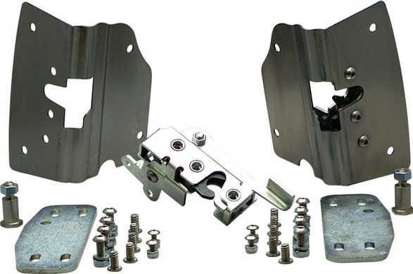 trique manufacturing altman easy latches