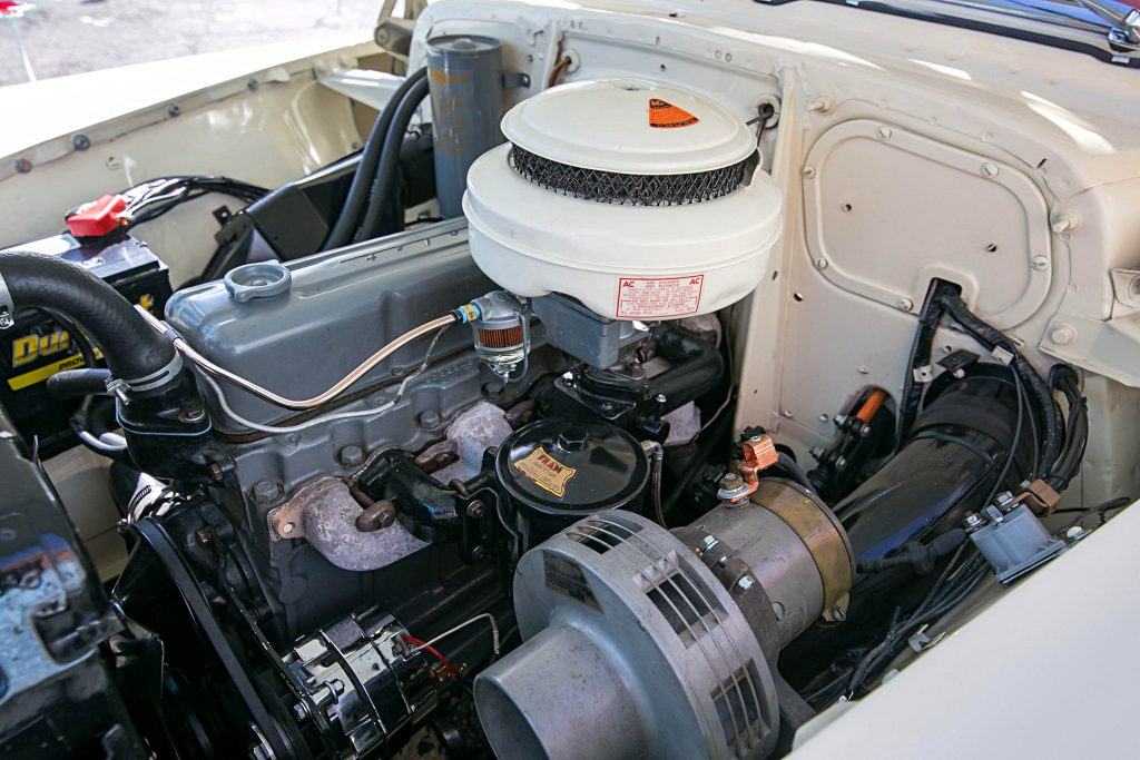 1949 chevrolet fleetline deluxe 235 engine