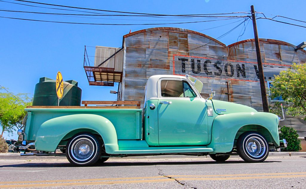 1952 chevrolet 3100 step side