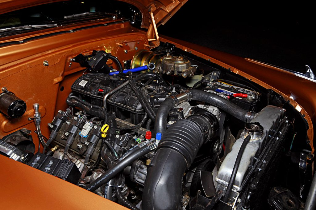 1953 chevrolet deluxe convertible ls engine