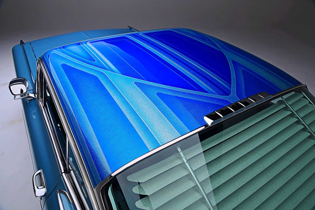 1959 chevrolet impala roof patterns