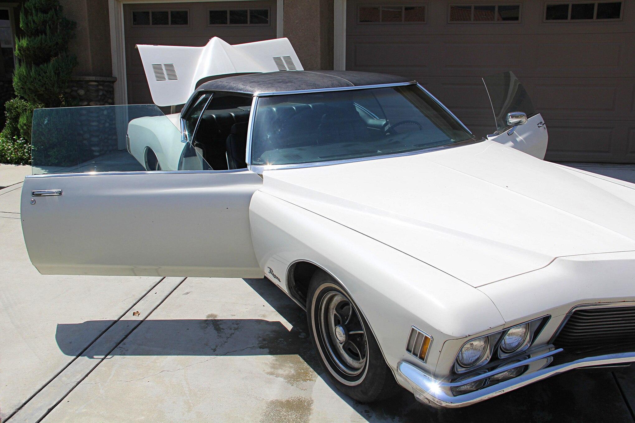 1985 Buick Regal >> '63-'76 Buick Riviera Interior Restoration