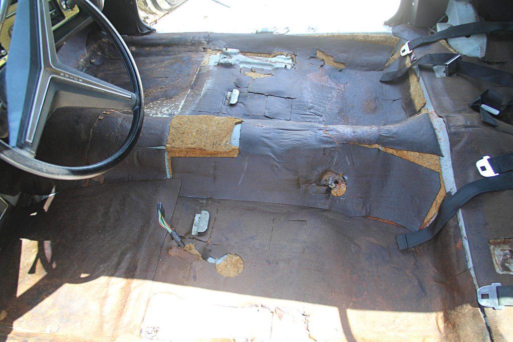 63 67 buick riviera interior restoration seats removed