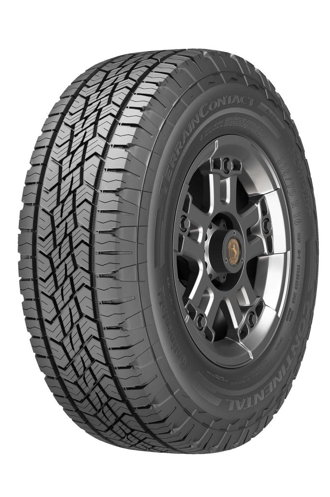 continental tires terraincontact at
