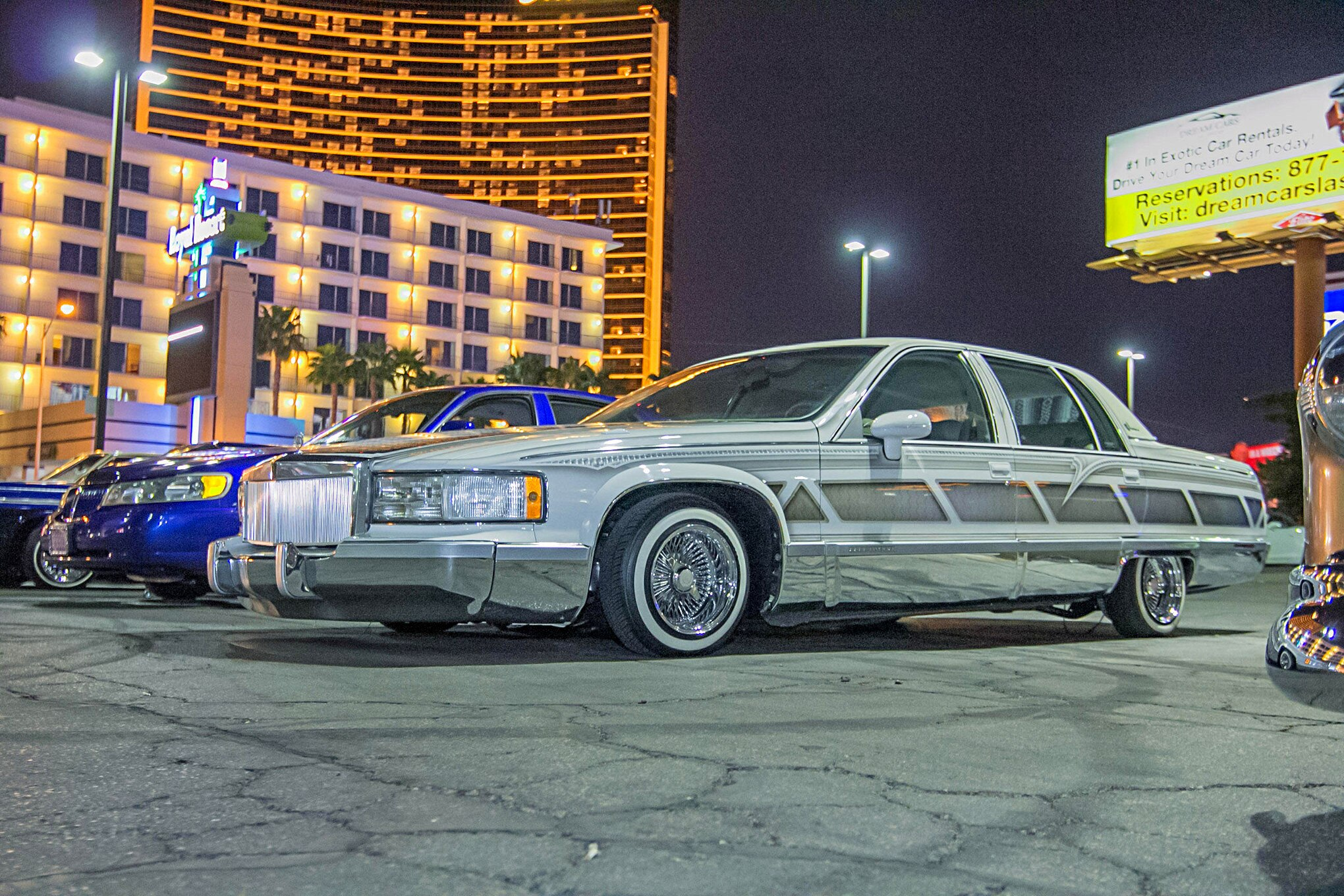 2016 las vegas cruise night. Cars Review. Best American Auto & Cars Review