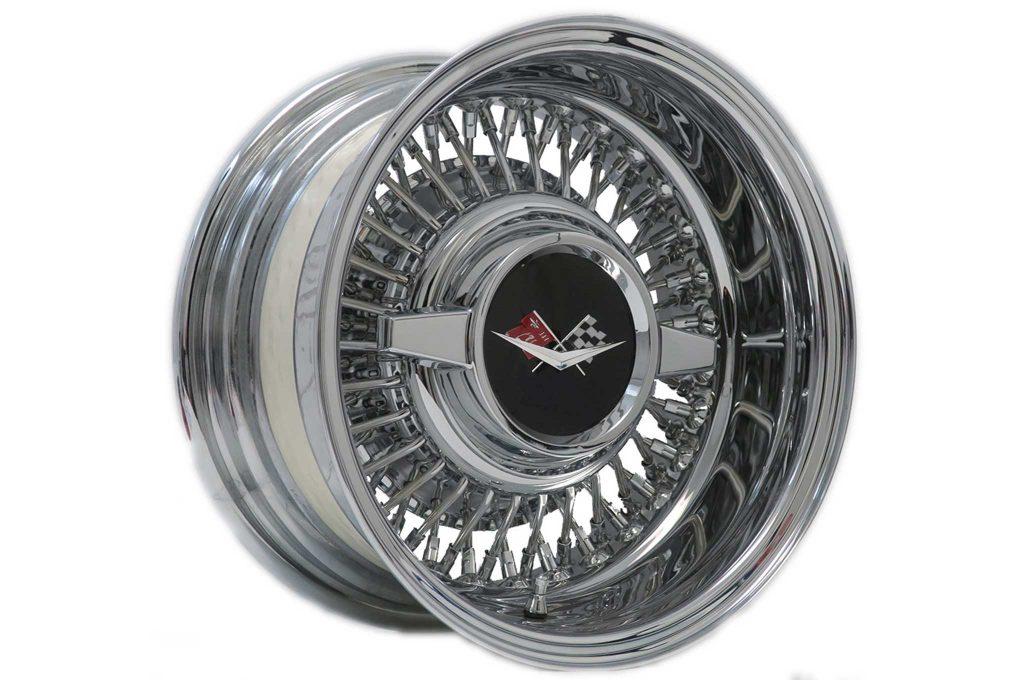 trueray truespoke wire wheel