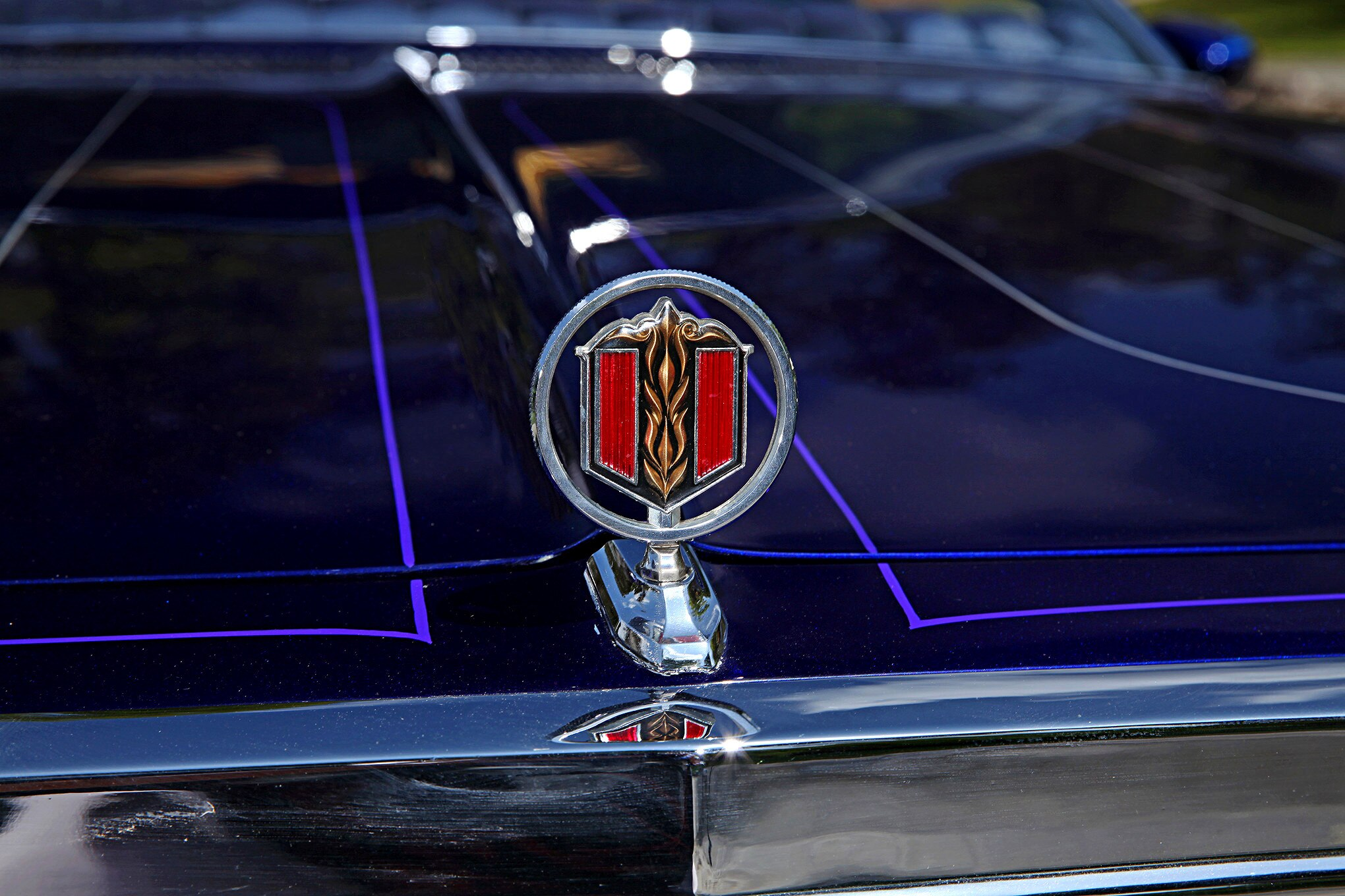 Custom Hood Ornaments >> Longterm Relationship with a '77 Chevy Malibu Classic