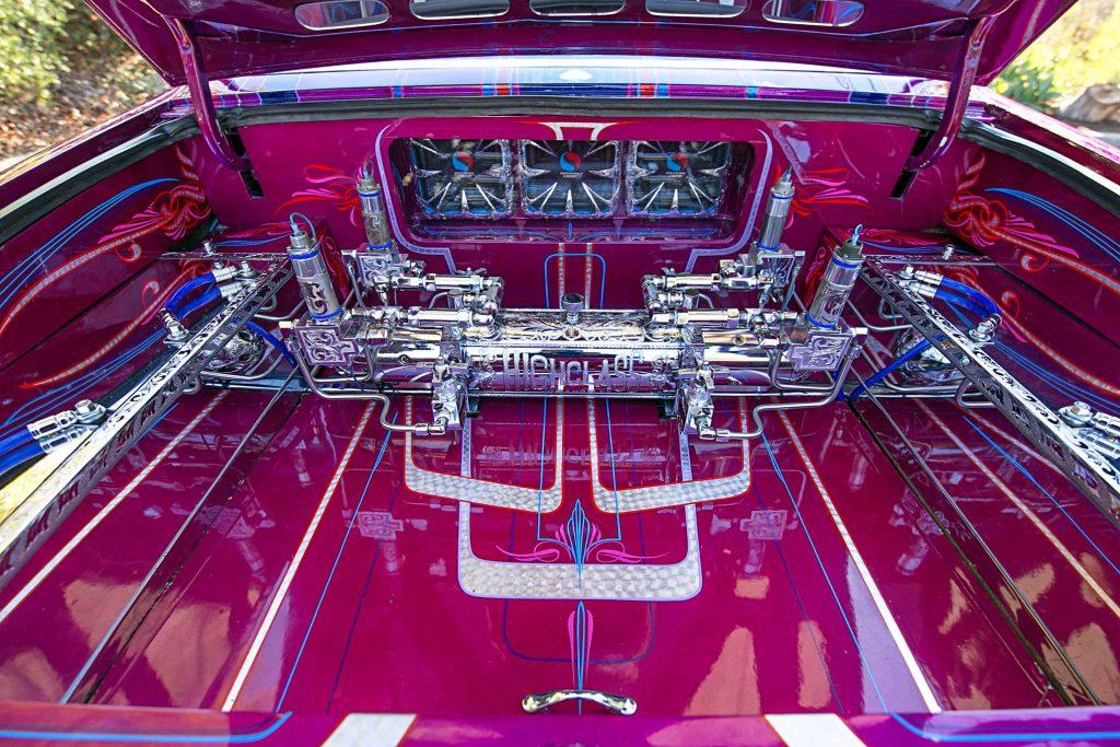 1980 chevrolet caprice hydraulics setup