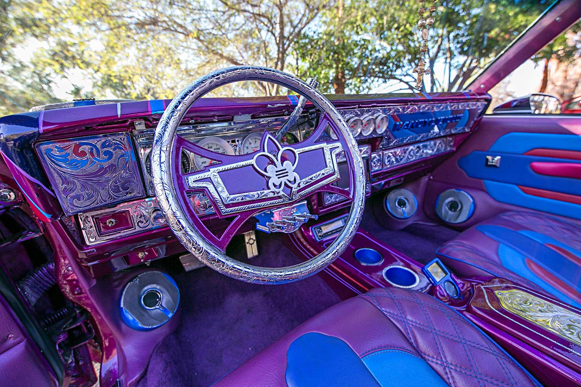 Chevrolet Caprice Steering Wheel