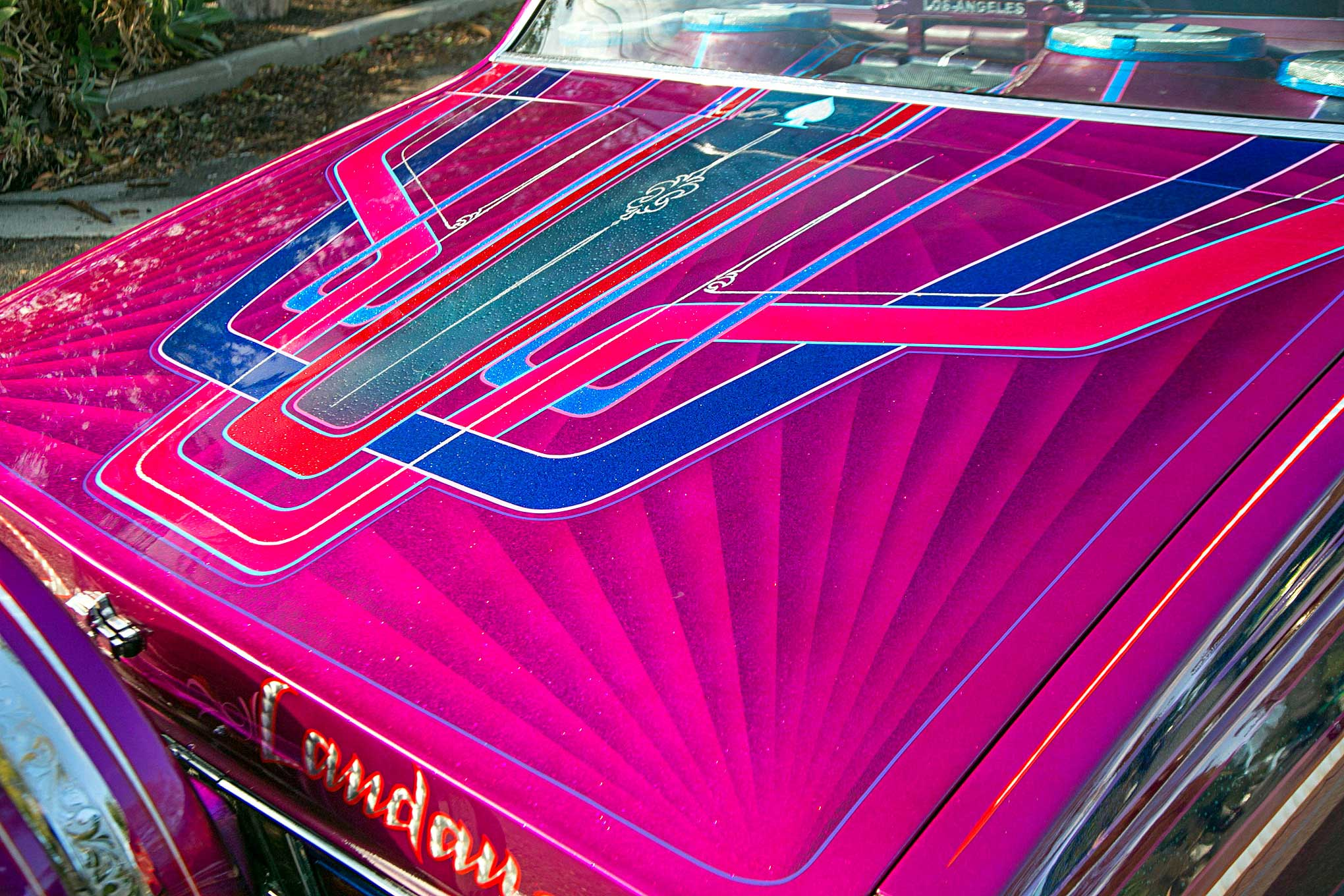 Car Paint Patterns