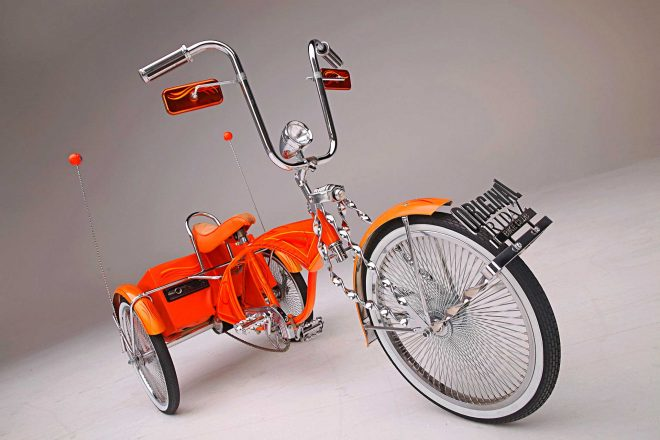 60s schwinn three wheeler low shot