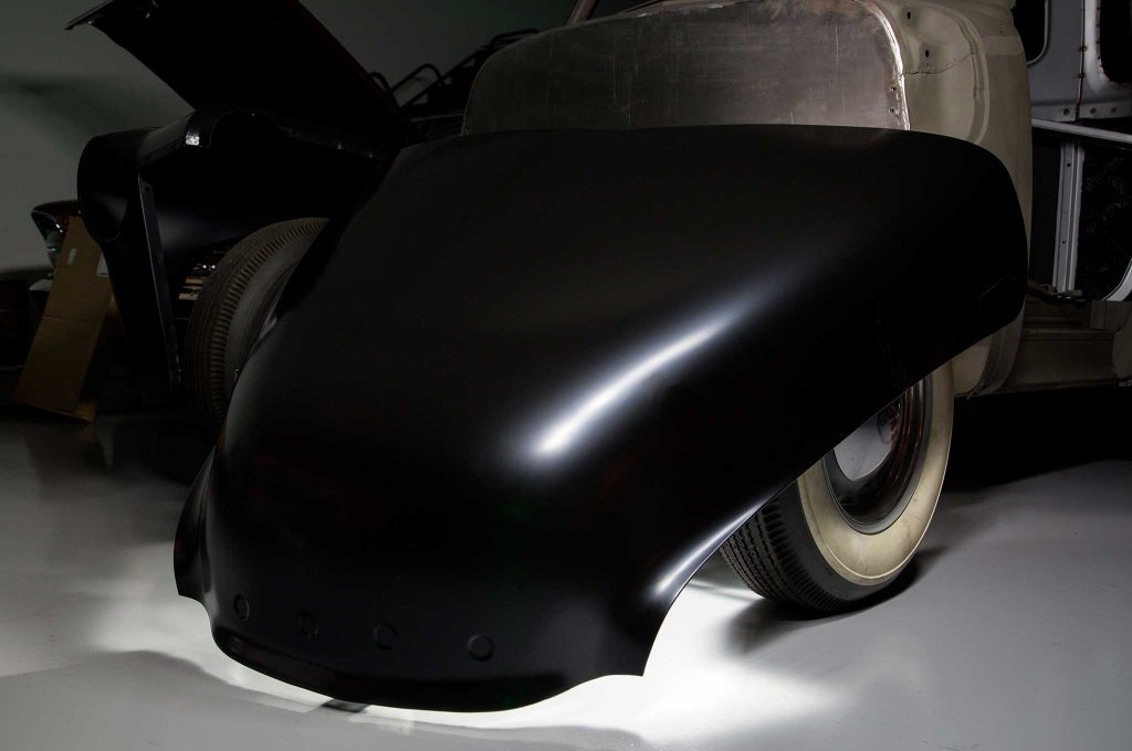 brothers trucks replacement body panels hood