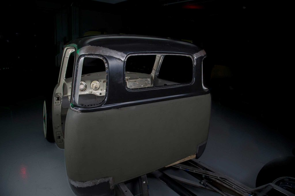 brothers trucks replacement body panels truck cab