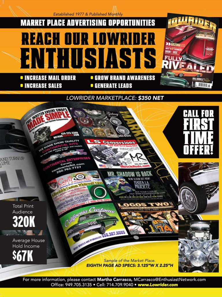 lowrider market place ad 10252016