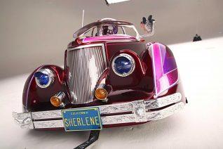 1937 chevrolet stroller front bumper