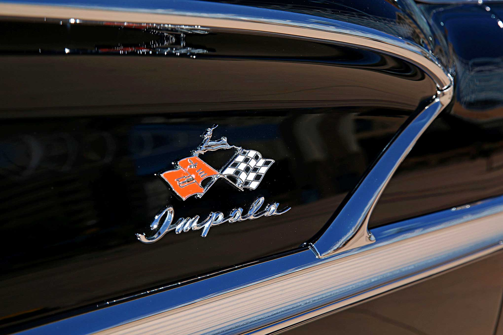 Rare level air option makes this 58 impala unique 1429 buycottarizona Images