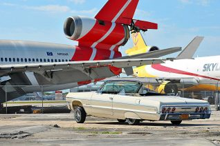 1964 chevrolet impala driver side