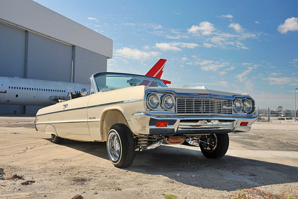 1964 chevrolet impala front bumper
