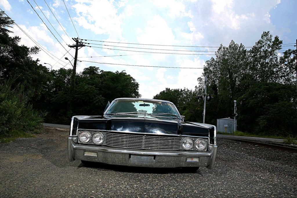 1966 lincoln continental yin yang