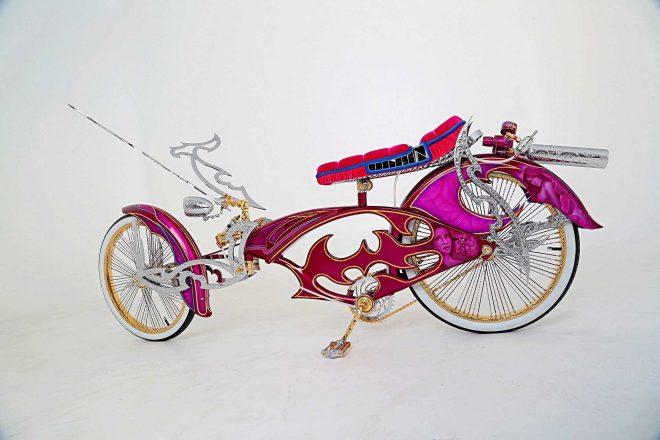 1969 schwinn stingray custom bike