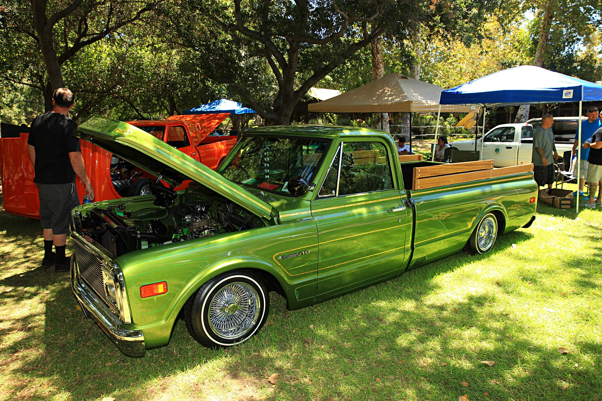 2016 Brothers Truck Show