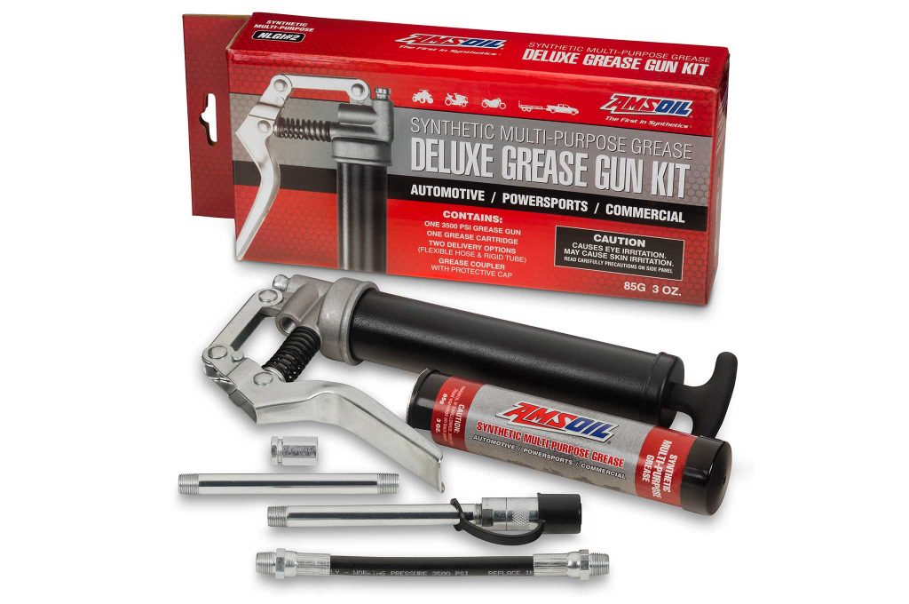 essientials amsoil grease gun