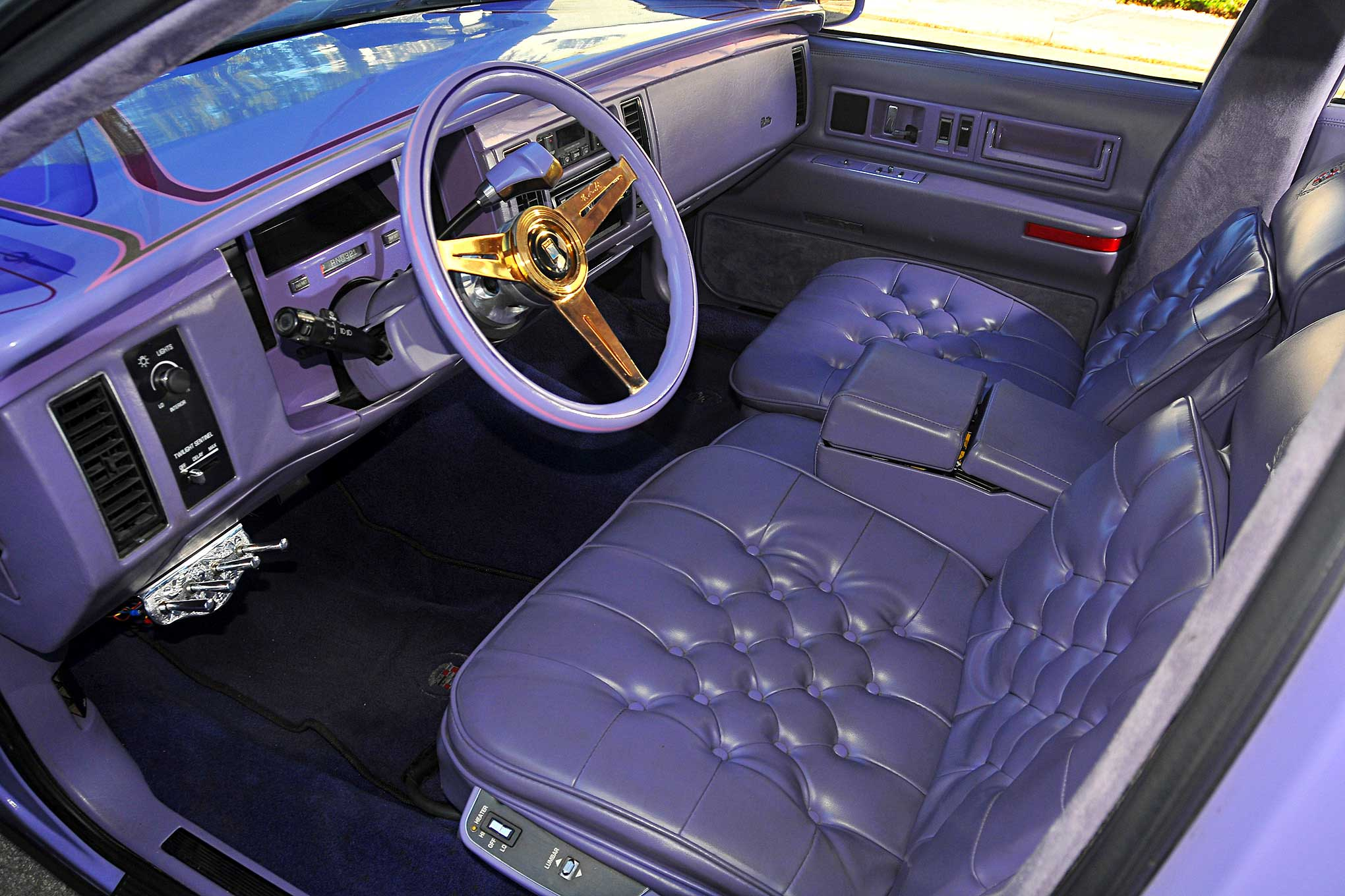 Bringing Levels To The Game With A 1995 Cadillac Fleetwood