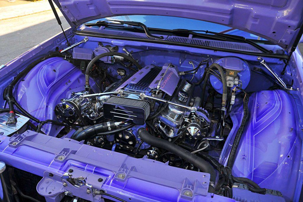 1995 cadillac fleetwood brougham lt1 motor