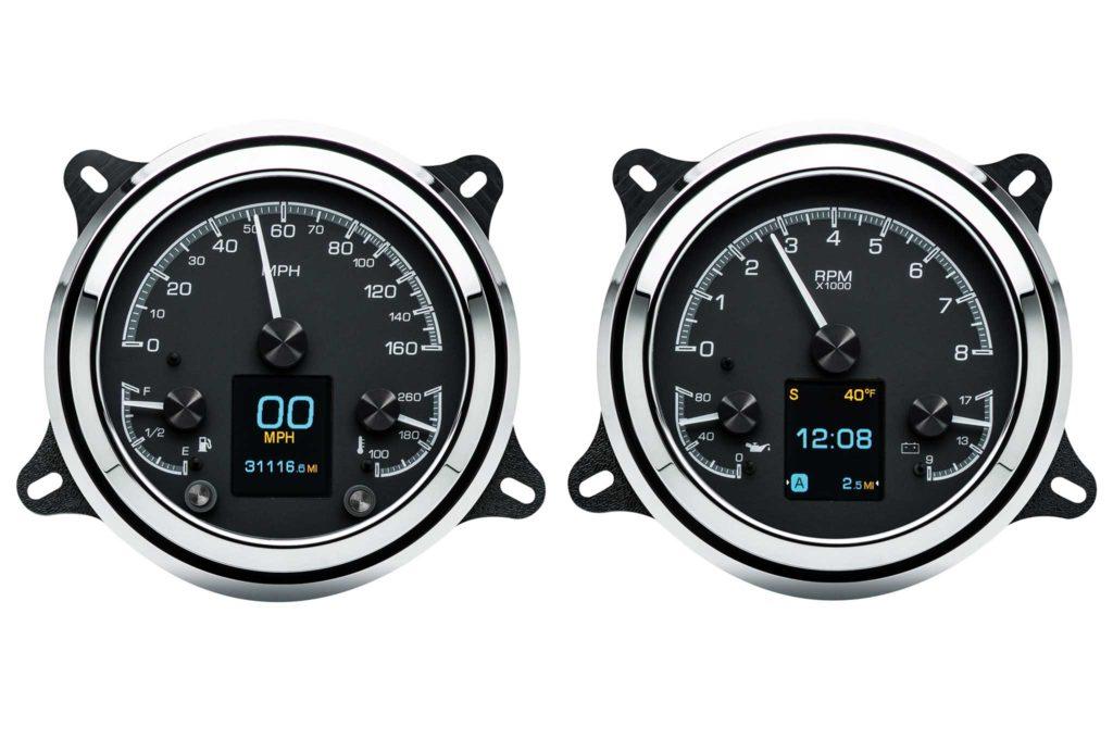 dakota digital hdx system hdx alloy gauges