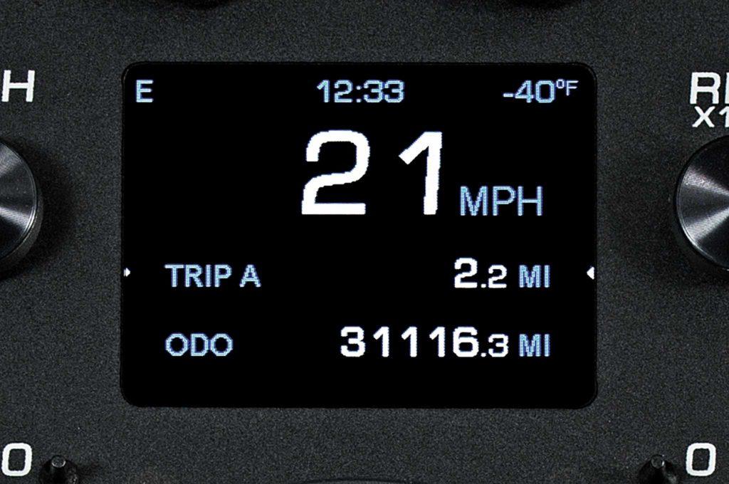 dakota digital hdx system speedometer