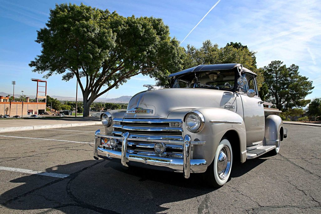 1953 chevrolet 3100 front end