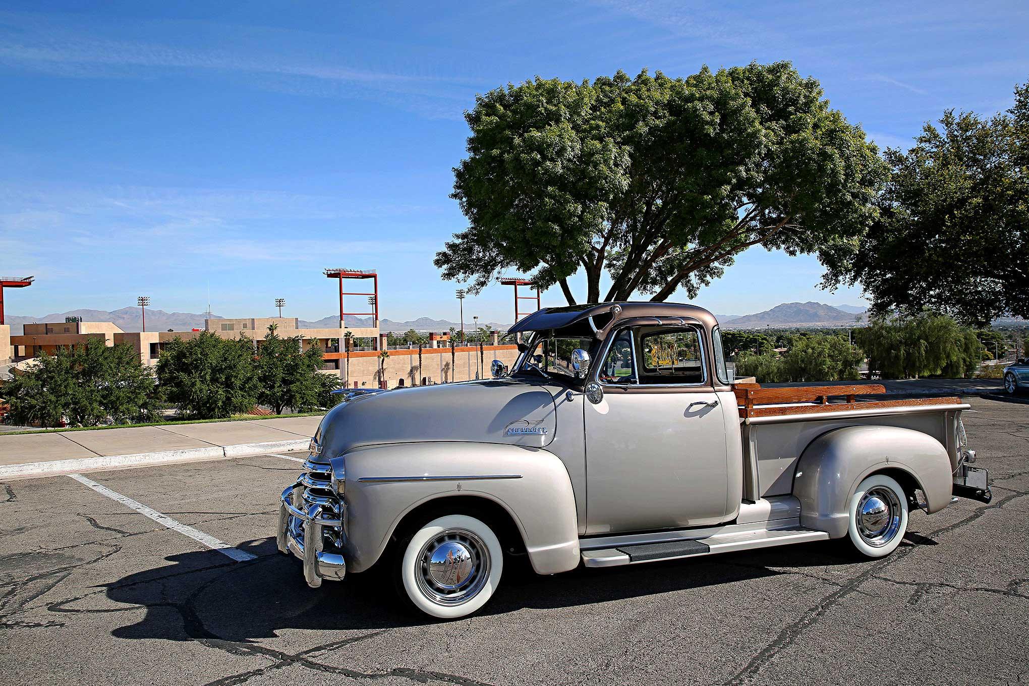 1953 chevy custom 3100 - photo #34
