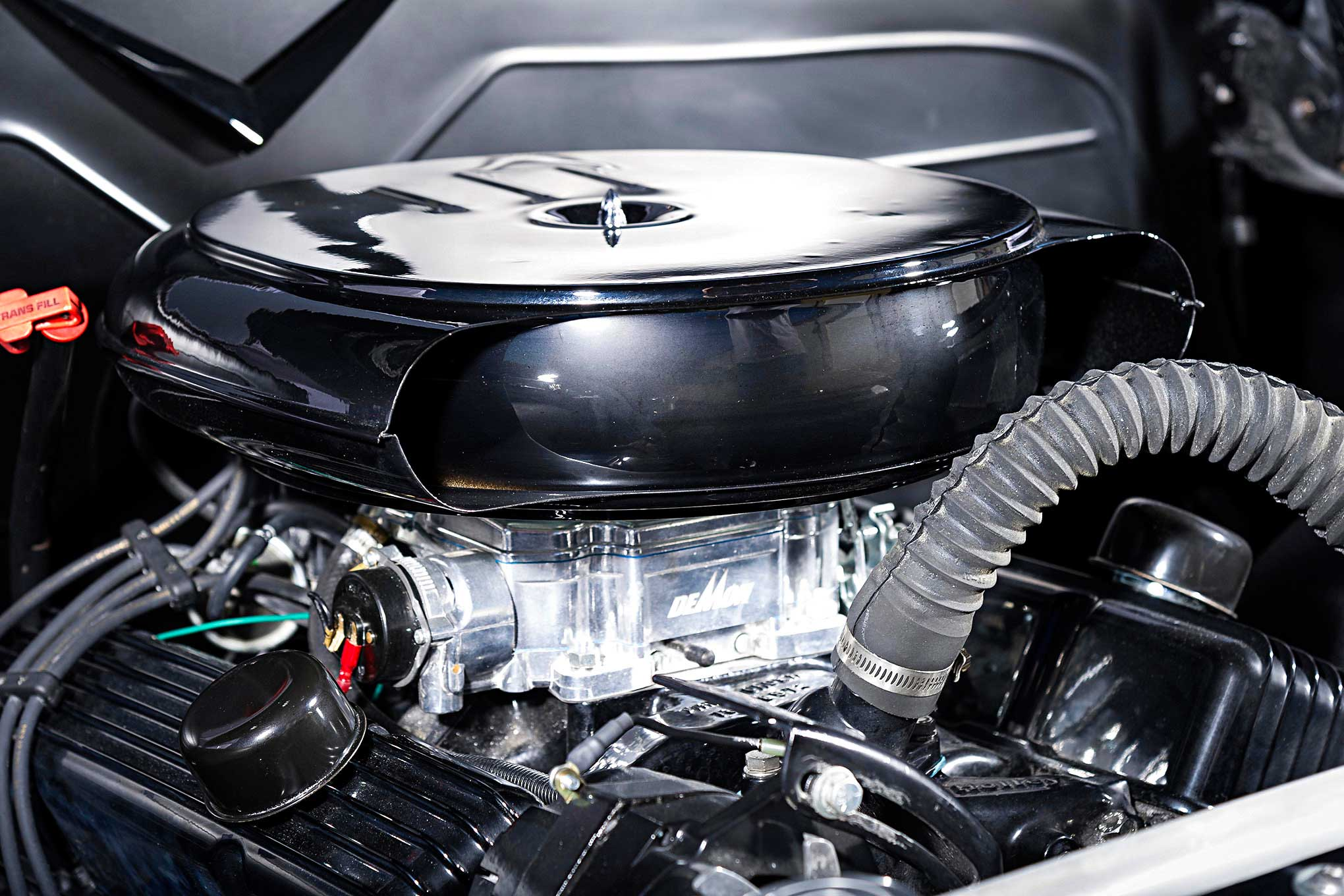 Wild Air Cleaners For Cars : Big body cadillac triple og