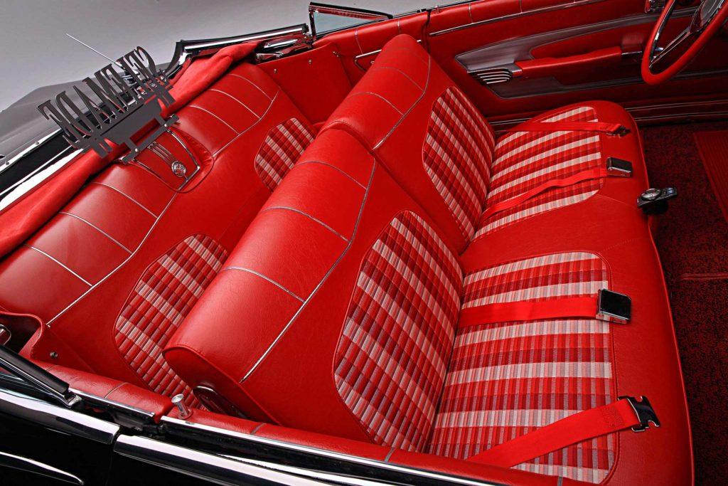 1959 chevrolet impala convertible original 59 impala interior kit
