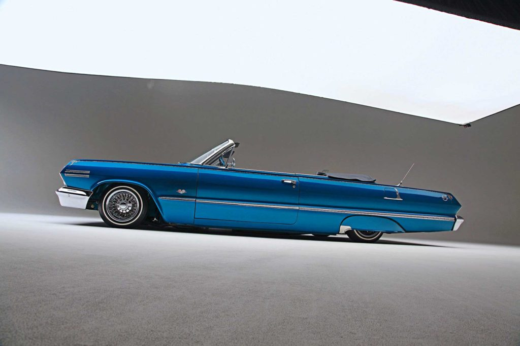 1963 chevrolet impala low side
