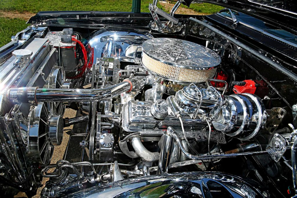 1964 chevrolet impala super sport convertible chrome 350 motor