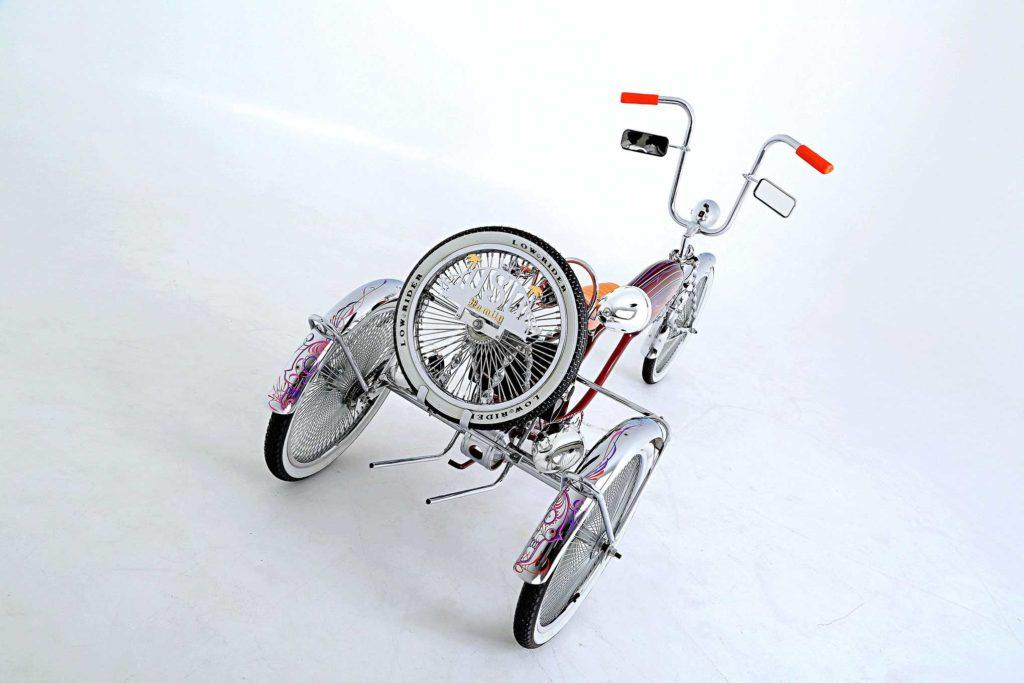 1969 schwinn trike spare wheel