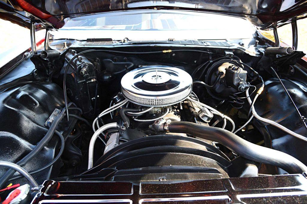 1975 chevrolet impala glasshouse motor