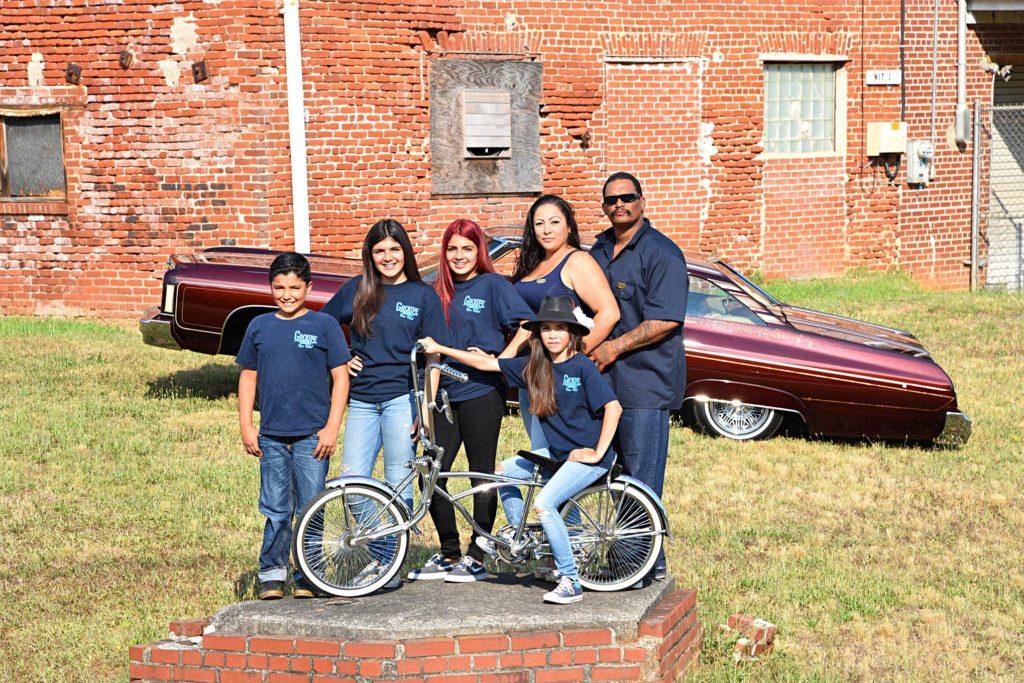 1975 chevrolet impala quintero family