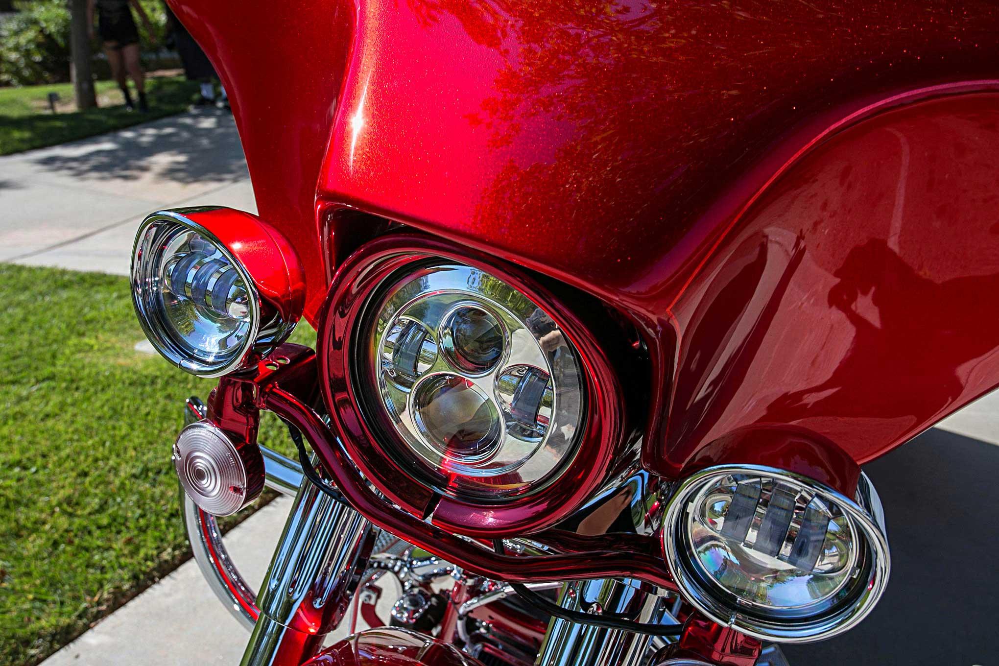 15 Inch Tires >> Serafin Romero's 2005 Harley-Davidson Road King