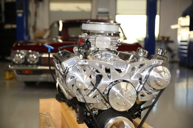 blueprint engines turnkey crate engine
