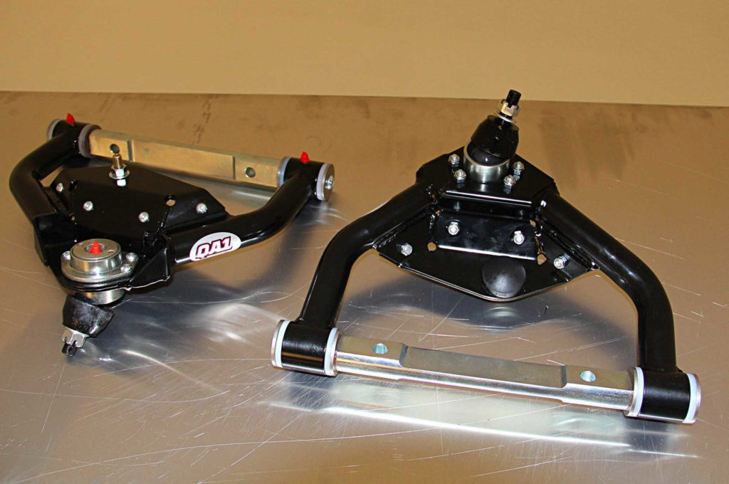 g body revamp with qa1 upper control arm kit