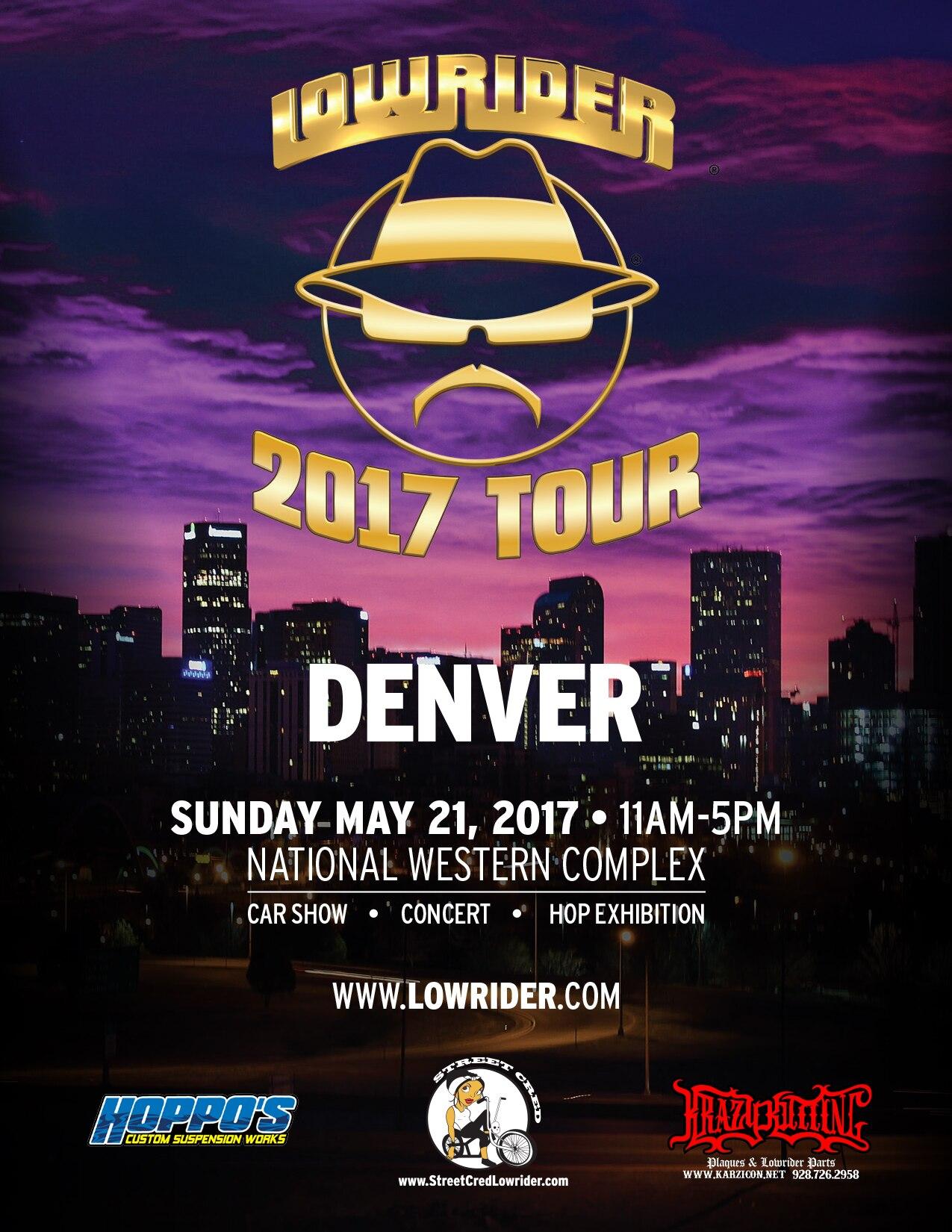 lowrider tour dever promo 2
