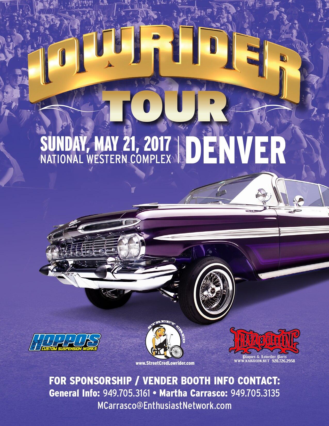 lowrider tour dever promo
