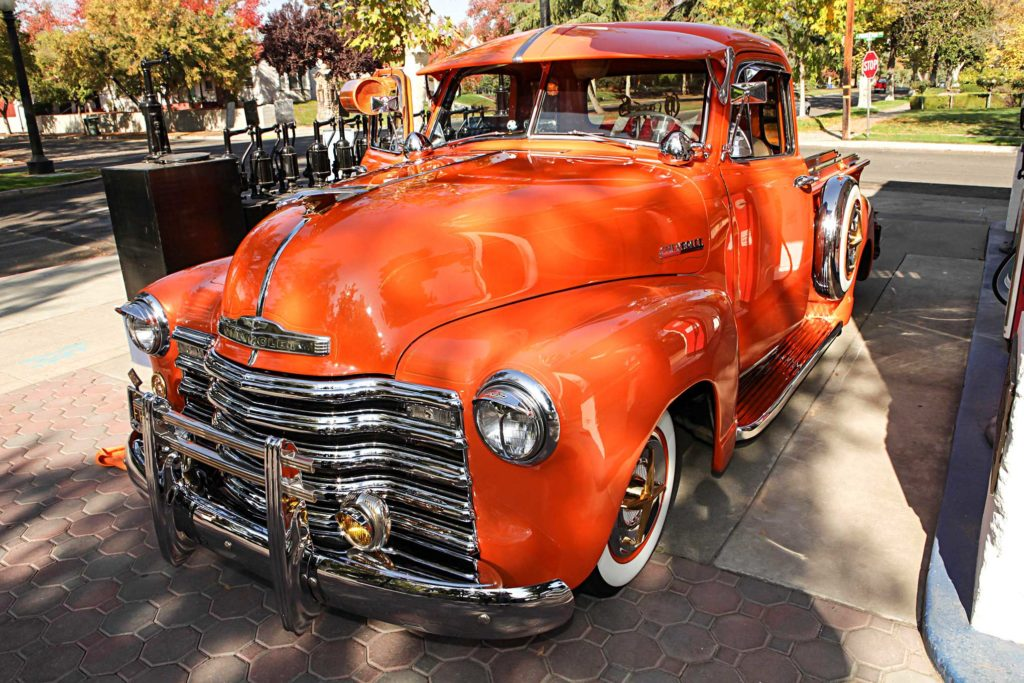 1953 chevrolet 3100 front grill