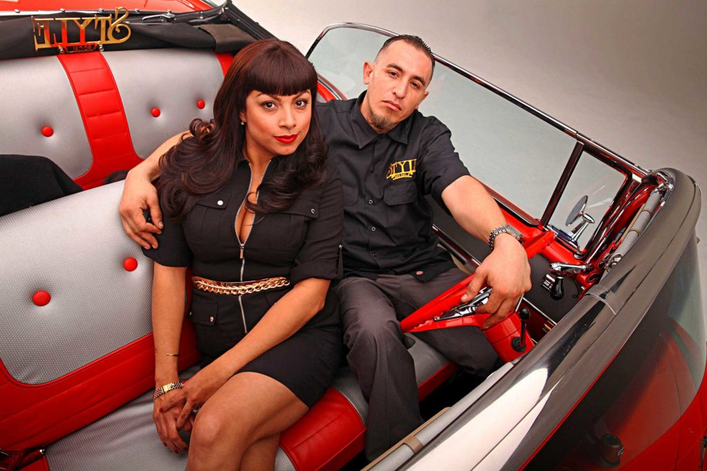1957 chevrolet bel air convertible manuel and iris garcia