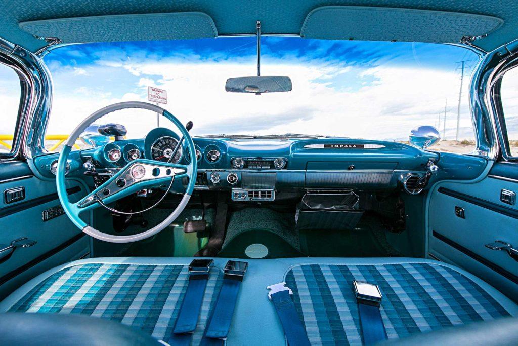 Impala 2017 Interior >> 1959 Chevrolet Impala - A Customary Custom