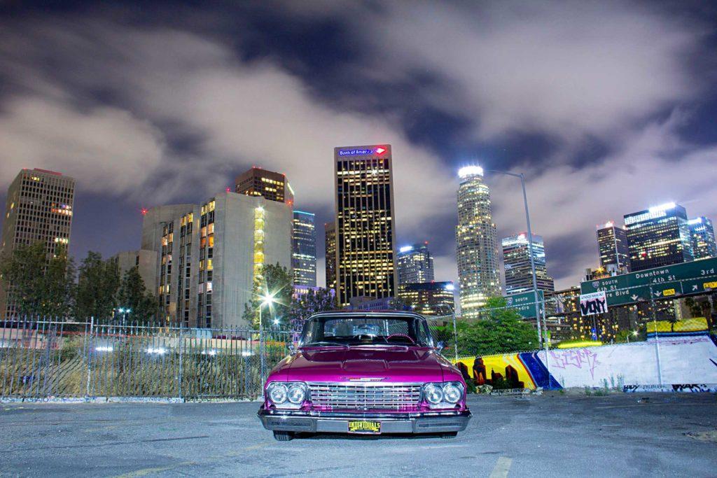 1962 chevrolet impala front end