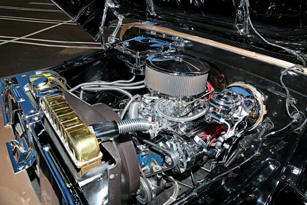 1963 chevrolet c10 327 engine