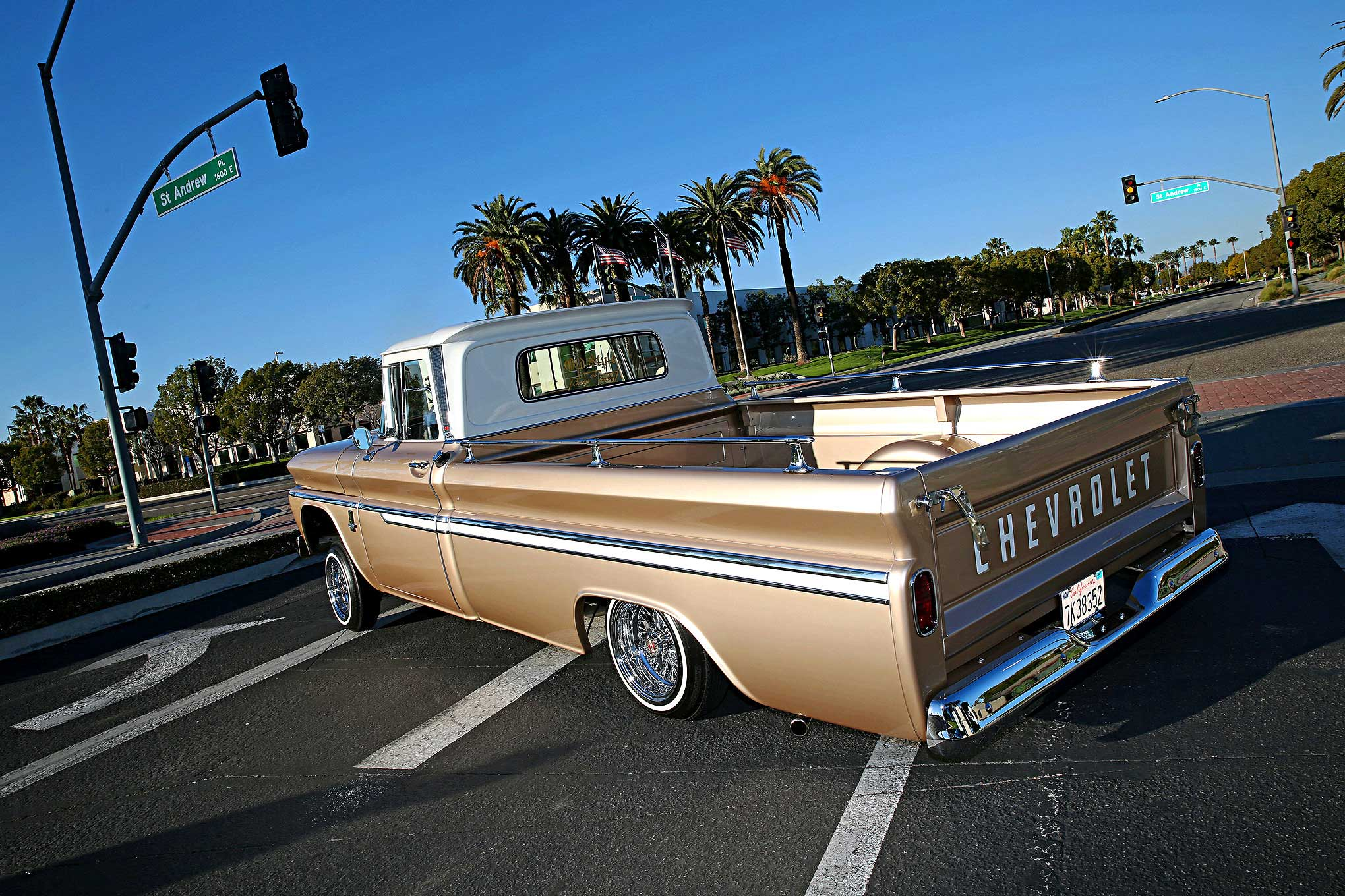 Lowrider Miami >> 1963 Chevrolet C10 - Time & Patience